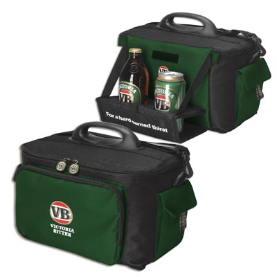 Vb Cooler Bag With Drink Tray
