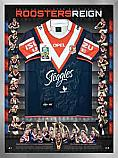 2013 NRL Premiership Sydney Roosters Team Signed jersey
